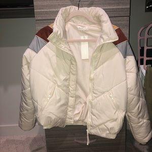 NWT Wishlist Puffer Jacket